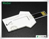 Clé de mémoire USB promotionnelle Wth de carte de T-shirt garantie de 1 an (WY-C15)