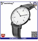 Reloj de cuero de las señoras de Yxl-761 con las correas intercambiables Relojes vendedores calientes baratos