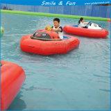Bateau de butoir gonflable pour 1-2 gosses avec le tube de corps de FRP et de bâche de protection de PVC