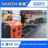 Drei Aixs CNC-Stahlrohr-Ausschnitt-Maschine für runde Rohre