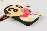 Geval van de Telefoon van de douane het Rubber Mobiele voor iPhone