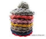 Крышка шлема Beanie ананаса Louchy шлема шерстей Knit руки фабрики