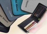 متأخّر حارّ يبيع جلد بطاقة محفظة نمو عملة محفظة