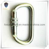 Metal Carabiner (DS22-1) de los accesorios del harness de seguridad