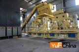 Máquina de madeira projetada nova da pelota da biomassa