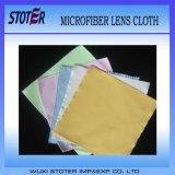 Panno di pulizia di vetro dell'occhio di Microfiber