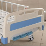 Cama de hospital de função tripla manual
