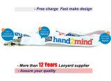Förderndes Lanyard mit Customer Logo