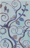 Het Schilderen van de Bloem van Nice het Mozaïek van het Glas in de Tegel van het Patroon van de Kunst