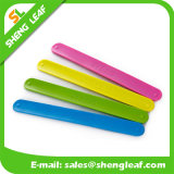 さまざまなSizes Eco-Friendly Candy Color Silicon Slap Bracelets