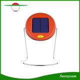 スポーツの屋外にキャンプのハイキングのための太陽読書ランプの携帯用ランタンLEDの机表ライト