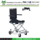 """18 """" 알루미늄 수송 휠체어 (CCW133)"""
