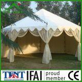 Шатер 5X5m шестиугольного шатёр Gazebo сада партии Pagoda алюминиевый