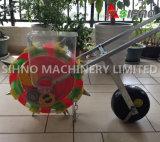 Machine/planteur/semoir manuels de plantation de graine de poussée de main
