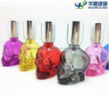30ml 50ml 1oz 2oz Spraying Color Fancy Skull Shape Perfume Glass Bottle