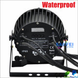 Waterproof esterno RGBW 4in1 12X10W LED PAR