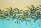 """"""" Ombrello di spiaggia della palma della tabulazione grandi 80 con il caso di trasporto"""