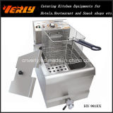 Hete Sale Commercial Electric Fryer, 20L Desktop Electric Fryer voor French Fries, Chips enz., 1 Tank 1 Basket, Ce Approved (hy-903EX)