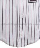 Белый дешевый изготовленный на заказ бейсбол Джерси (ELTBJJ-18)