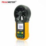 Ms6252A de Digitale Anemometer van de Meter van de Snelheid van de Lucht