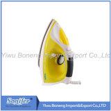陶磁器のSoleplate (黄色)が付いている電気蒸気鉄Si106-792の電気鉄