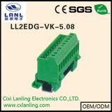 Connettore Pluggable dei blocchetti terminali Ll2edg-Gbm-5.08