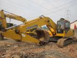 Excavatrice utilisée par machines initiales du Japon KOMATSU PC200-7