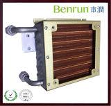 Tipo pequeno evaporador da aleta do cobre para o Refrigeration