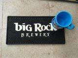 3D pvc van uitstekende kwaliteit Bar Mat van Plastic Promotional Gift (BM-040)