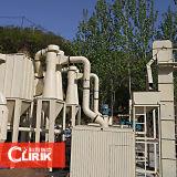 PCC에 의하여 침전되는 탄산 칼슘 가는 선반