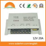 (DGM-1220-1) contrôleur solaire de charge de 12V20A PWM