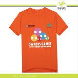 Fornitore su ordinazione della Cina della maglietta del fornitore della maglietta di sublimazione 3D