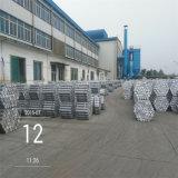 Fabricante de alumínio do lingote da liga de alumínio dos lingotes da pureza elevada lingote de alumínio do melhor para a venda