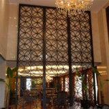 マレーシア部屋ディバイダの価格のステンレス鋼の装飾的な金属の屋外スクリーン