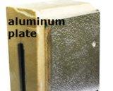 Pannello a sandwich d'acciaio dell'unità di elaborazione di colore di alta qualità per il tetto