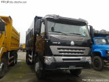 Tombereau de Sinotruk HOWO A7 8X4/camion de dumper