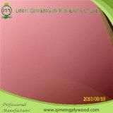 contre-plaqué 2.6mm rose de polyester de 1.6mm 2.2mm pour le marché de l'Indonésie