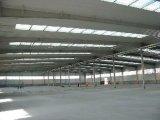 Construction économique de structure métallique de lumière de grande envergure