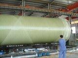 Máquina de enrollamiento del tanque del vaso del agua de la presión de GRP FRP