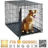 Wire Mesh Métal Pet Cage à vendre