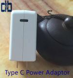 Taper le câble d'alimentation de C pour Chromebook L : 1800mm