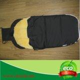 Commercio all'ingrosso del sacco a pelo del bambino del passeggiatore della pelle di pecora