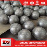 Diámetro 20-150m m ninguna deformación Casting Ball&#160 de pulido; para el molino de bola
