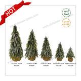 Albero di Natale artificiale di plastica della decorazione di natale di H20-70cm