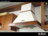 Mobilia di lusso dell'armadio da cucina di legno solido di stile europeo di Welbom