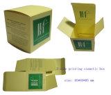 Cajas de empaquetado del papel cosmético colorido