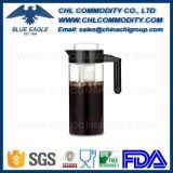 1300ml BPA는 Tritan 필터를 가진 찬 양조주 커피 메이커를 해방한다
