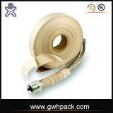 Cinta compuesta de la alta fibra altísima temperatura de la silicona