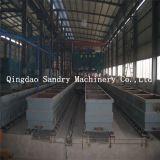 無くなった泡プロセス鋳造の鋳物場の成形機