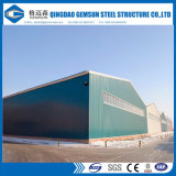 Heißes BAD galvanisierte Lager/Hangar/Werkstatt/verschüttetes Stahlrahmen-Zelle-Gebäude in den Wüsten und in den tropischen Bereichen